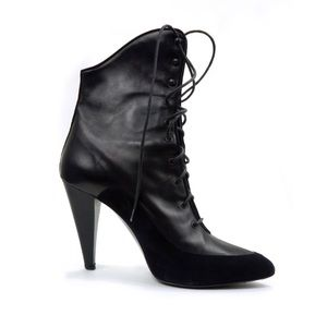 Proenza Schouler Boots Ankle Utilitarian Lace-Up